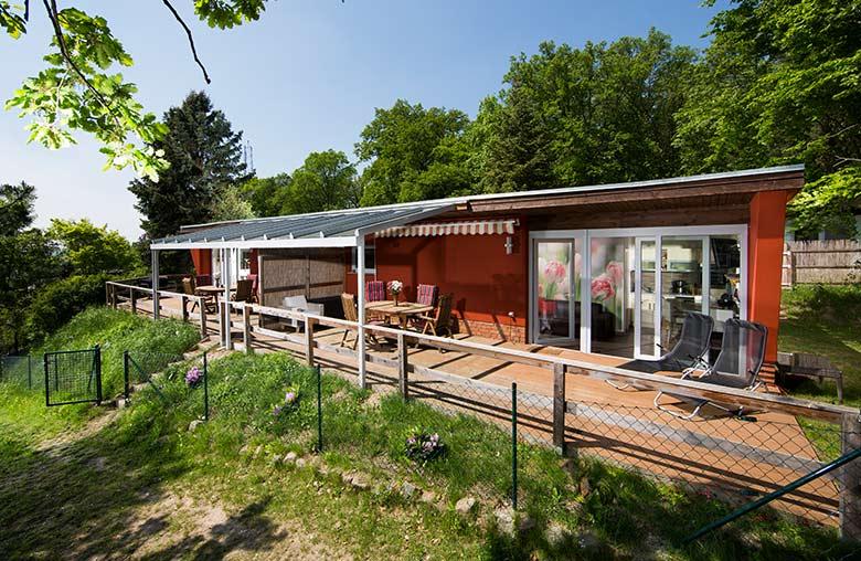 Ferienhaus mecklenburger seenplatte direkt am see